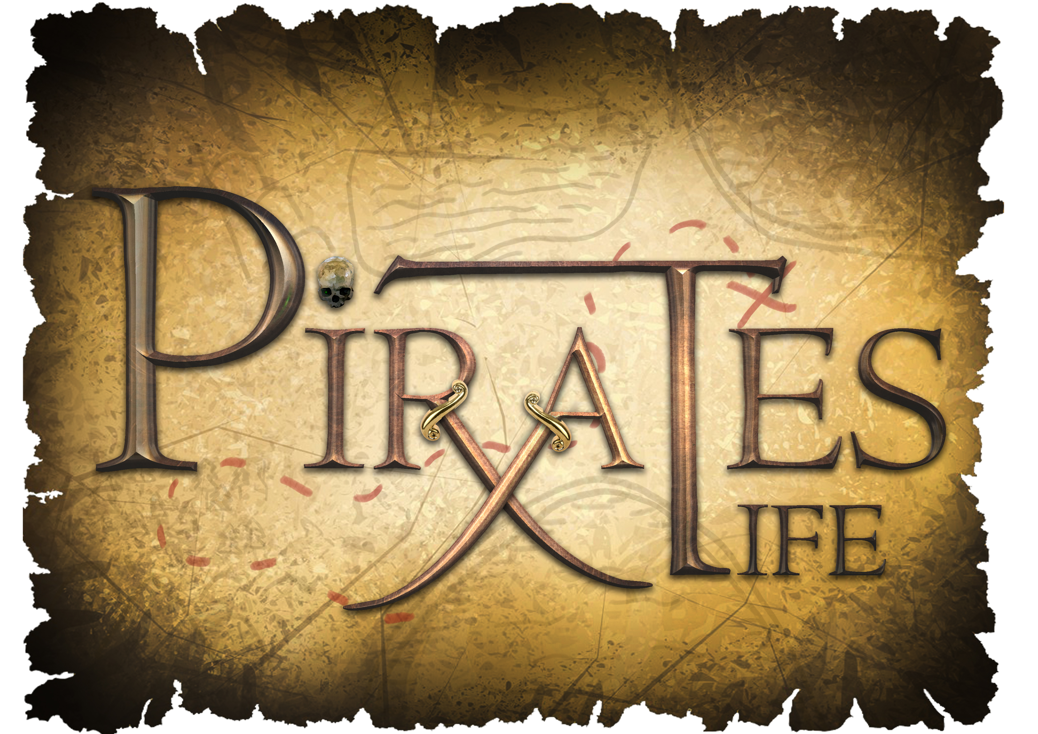Pirate Life Poster