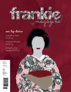 Frankie article cover