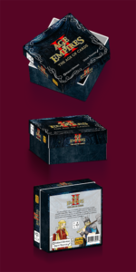 card game packaging